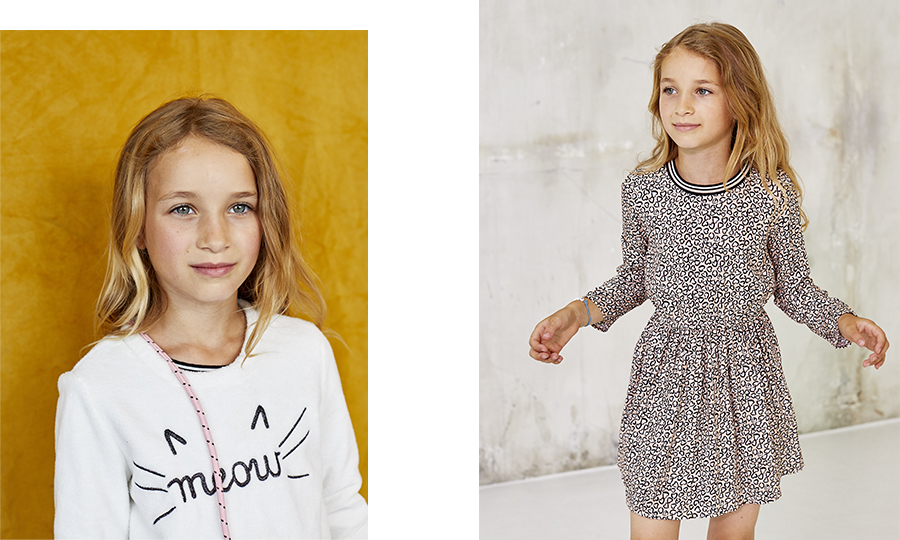 Girls' 2-in-1 dress - IKKS Junior